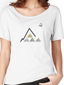 Tour de France, Grand Depart 2014 Souvenir T-Shirt (Unofficial) Women's Relaxed Fit T-Shirt