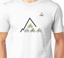 Tour de France, Grand Depart 2014 Souvenir T-Shirt (Unofficial) Unisex T-Shirt