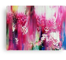 Colour Slide Canvas Print
