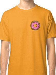 kawaii chocolate donut Classic T-Shirt
