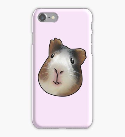 cute guinea pig  iPhone Case/Skin