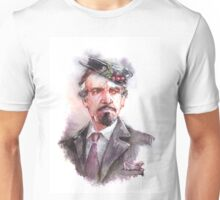 Delgado!Master and Missy's hat Unisex T-Shirt