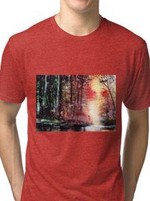 Daybreak 2 Tri-blend T-Shirt