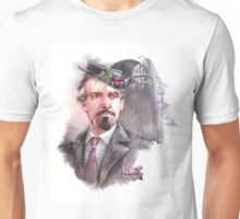 Delgado!Master and Missy's hat 2 Unisex T-Shirt