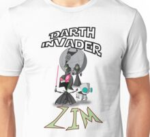 Darth InVader ZIM! Unisex T-Shirt