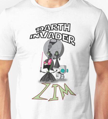 Darth InVader ZIM! Unisex T-Shirt