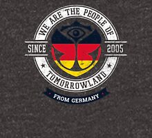 People of Tomorrowland Flags logo Badge - Germany - Deutschland - German - deutsch Unisex T-Shirt