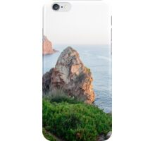 Seacoast at Cabo da Roca, Portugal iPhone Case/Skin