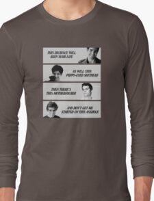 Teen wolf Long Sleeve T-Shirt