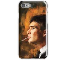 Tommy Shelby iPhone Case/Skin