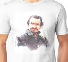 Watercolor Ainley!Master Unisex T-Shirt