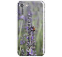 Purple nature iPhone Case/Skin