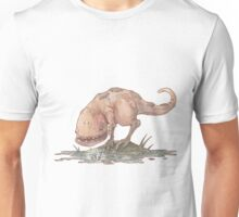 Guar and a coda flower Unisex T-Shirt