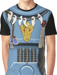 Wolf Armour Graphic T-Shirt