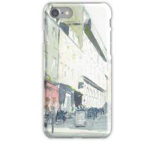 Rose Street, Edinburgh iPhone Case/Skin