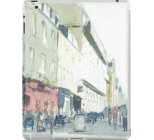 Rose Street, Edinburgh iPad Case/Skin