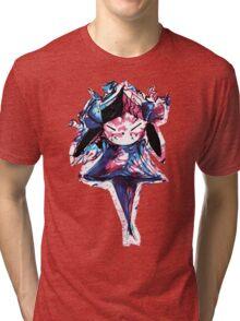 Vector Gremlin Tri-blend T-Shirt