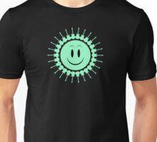 Guitars sun old green Unisex T-Shirt