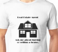 Real Estate Agent Unisex T-Shirt