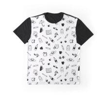 Little doodles graphic pattern Graphic T-Shirt