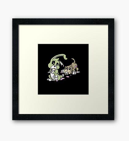 Cute Dead Things Vol2 Framed Print