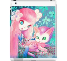 There, There, Kitty iPad Case/Skin