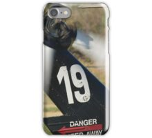 N190LA tail rotor iPhone Case/Skin