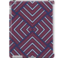 American Patriotic Pattern USA Independence Design  iPad Case/Skin