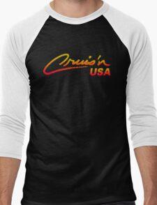 CRUIS´N USA RACING ARCADE  Men's Baseball ¾ T-Shirt