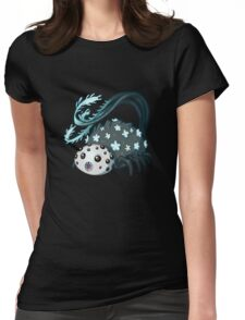 Rom The Vacuous Spider Womens Fitted T-Shirt