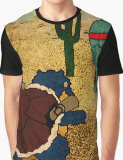Firing Squad Graphic T-Shirt