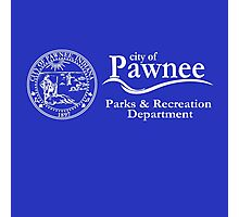 Pawnee Indiana Parks & Recreation Department Photographic Print