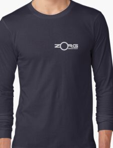 Zorg Industries - Small logo version (The Fifth Element) Long Sleeve T-Shirt