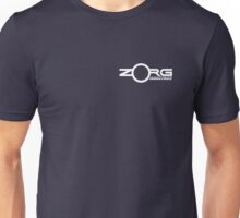 Zorg Industries - Small logo version (The Fifth Element) Unisex T-Shirt