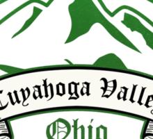 Cuyahoga Valley National Park, Ohio Sticker