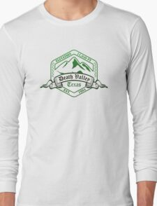 Death Valley National Park, California Long Sleeve T-Shirt