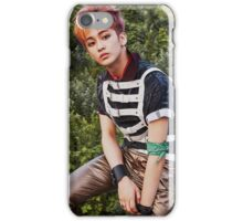 NCT mark iPhone Case/Skin