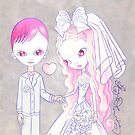 Wedding Bliss by TenshiNoYume