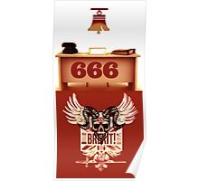 RING 666 Poster