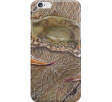 Crab In A Trap iPhone Case/Skin