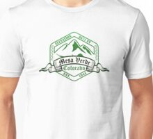 Mesa Verde National Park, Colorado Unisex T-Shirt