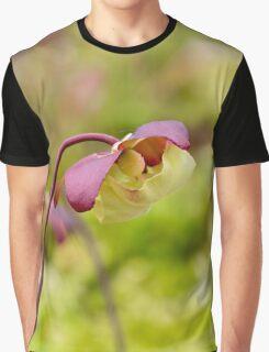 Beautiful Flower Graphic T-Shirt