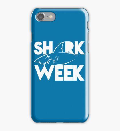 Shark Week iPhone Case/Skin