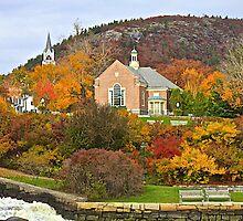 Camden, Maine by John Butler