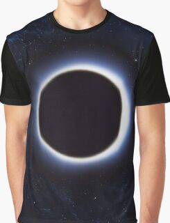 Black Hole Graphic T-Shirt
