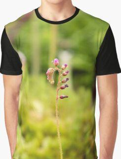Stem Flower Graphic T-Shirt