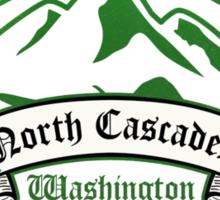 North Cascades National Park, Washington Sticker