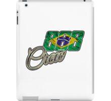888Crew Brazil iPad Case/Skin