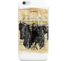 Rhiannon print iPhone Case/Skin