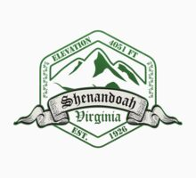 Shenandoah National Park, Virginia by CarbonClothing